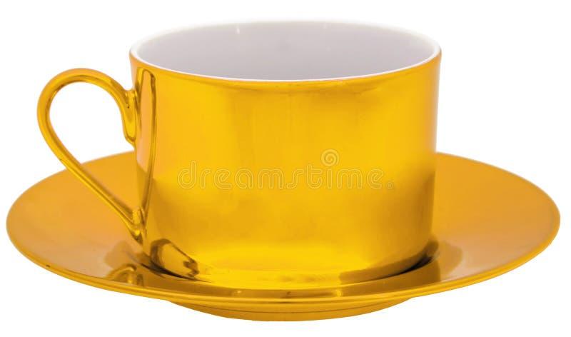 Gouden kop royalty-vrije stock fotografie
