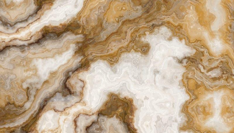 Gouden marmeren achtergrond
