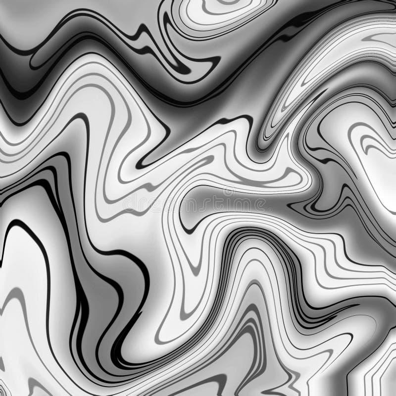 Gouden marmeren achtergrond vector illustratie
