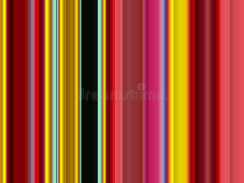 Gouden rode oranje lijnen fonkelende achtergrond, grafiek, abstracte achtergrond en textuur vector illustratie