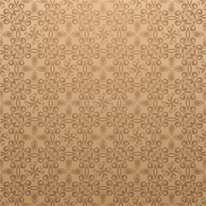Gouden schede vector illustratie
