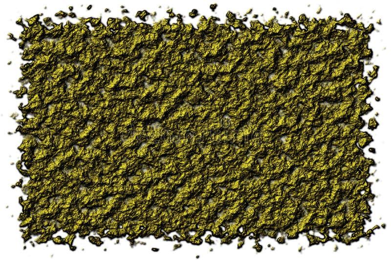 Gouden spat abstracte vectorafbeeldingen als achtergrond stock illustratie