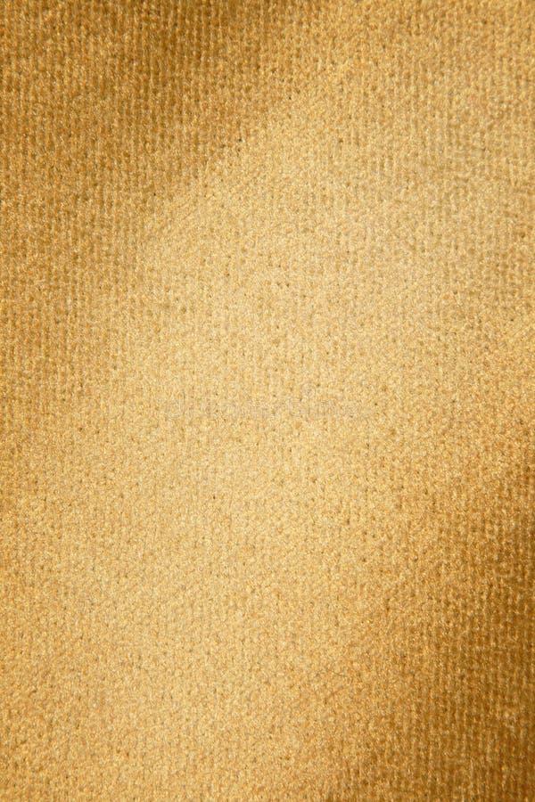Gouden stof royalty-vrije stock afbeeldingen