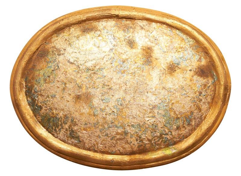 Gouden Teken stock afbeeldingen