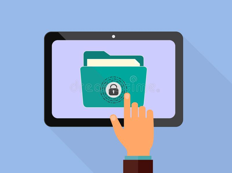 Gouden Tekst op Donkere Achtergrond Elektronische handel, e-bankwezen, draadoverdrachten, m-bankwezen, van het bedrijfs geldbehee stock illustratie