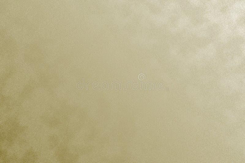 Gouden textuur - bestrooit stock illustratie