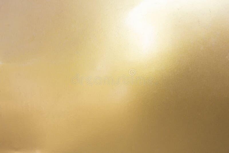 Gouden Textuurachtergrond Gouden textuur of gouden achtergrond royalty-vrije stock afbeeldingen