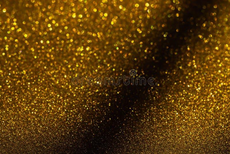 Gouden Textuurachtergrond stock afbeeldingen