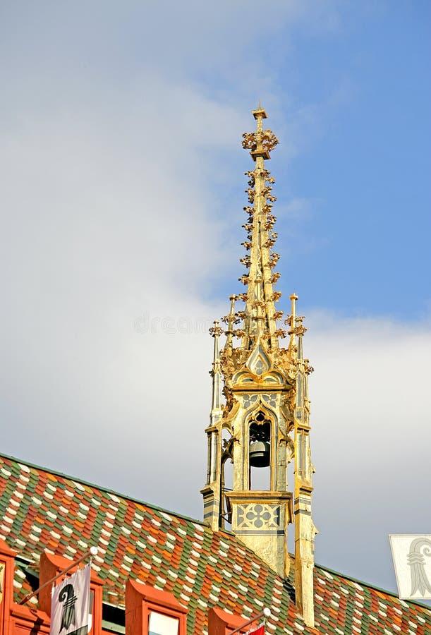 Gouden Torentje 1 stock afbeeldingen