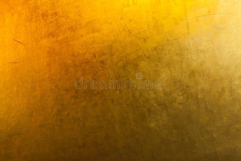 Gouden van het textuurbehang Concept Als achtergrond stock afbeeldingen