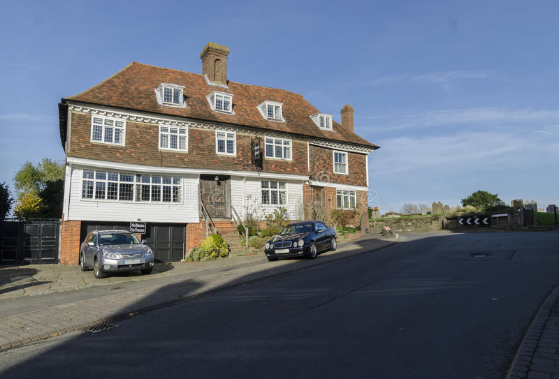Goudhurst, Kent, Reino Unido foto de stock