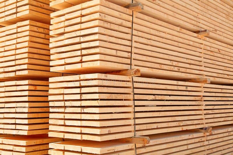 Goujons en bois frais image stock