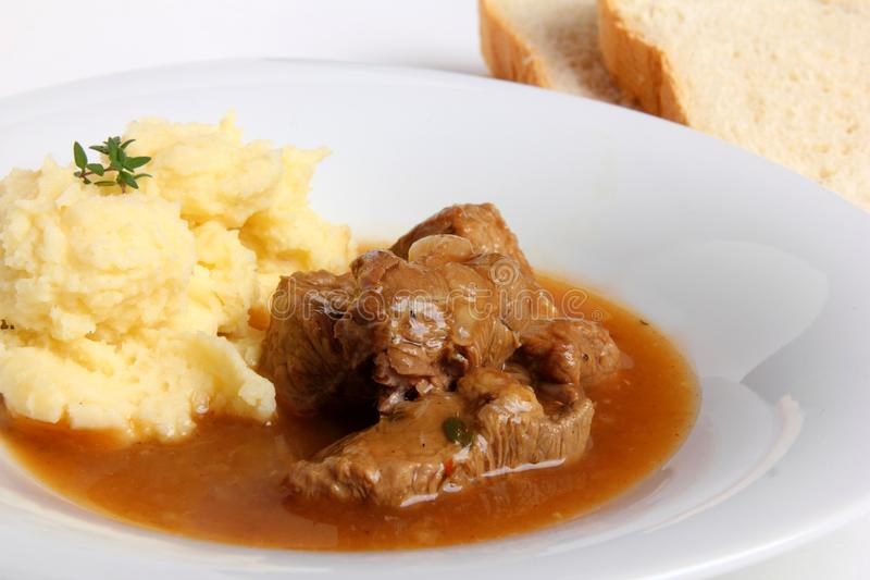 Download Goulash Royalty Free Stock Photography - Image: 21758297