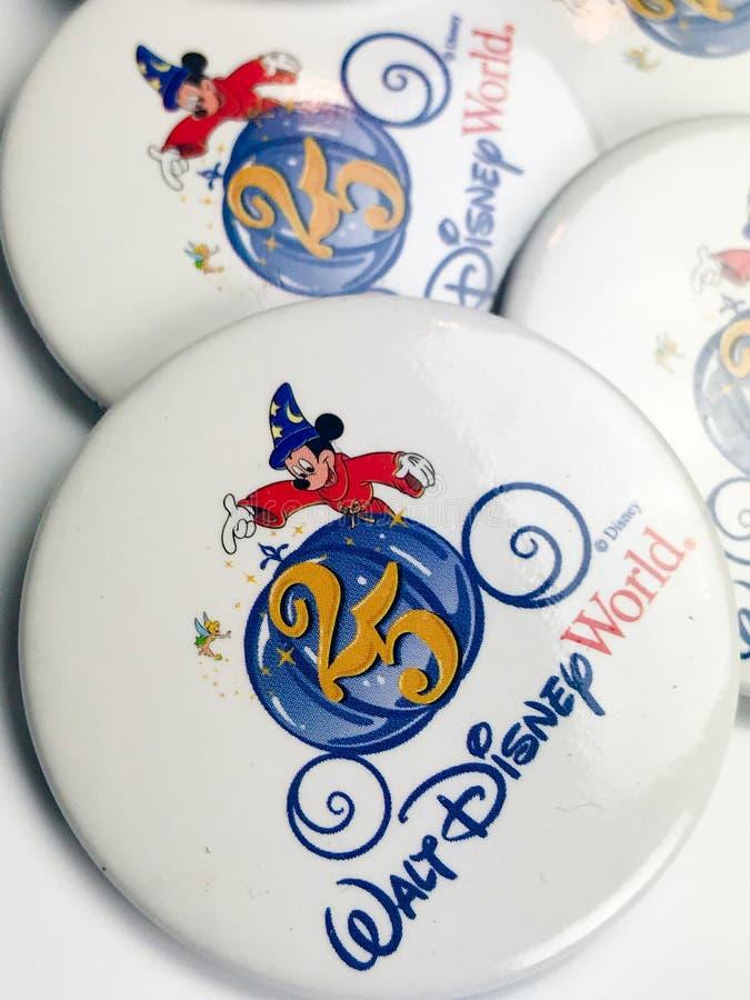 Goupilles de Disney de vintage images stock