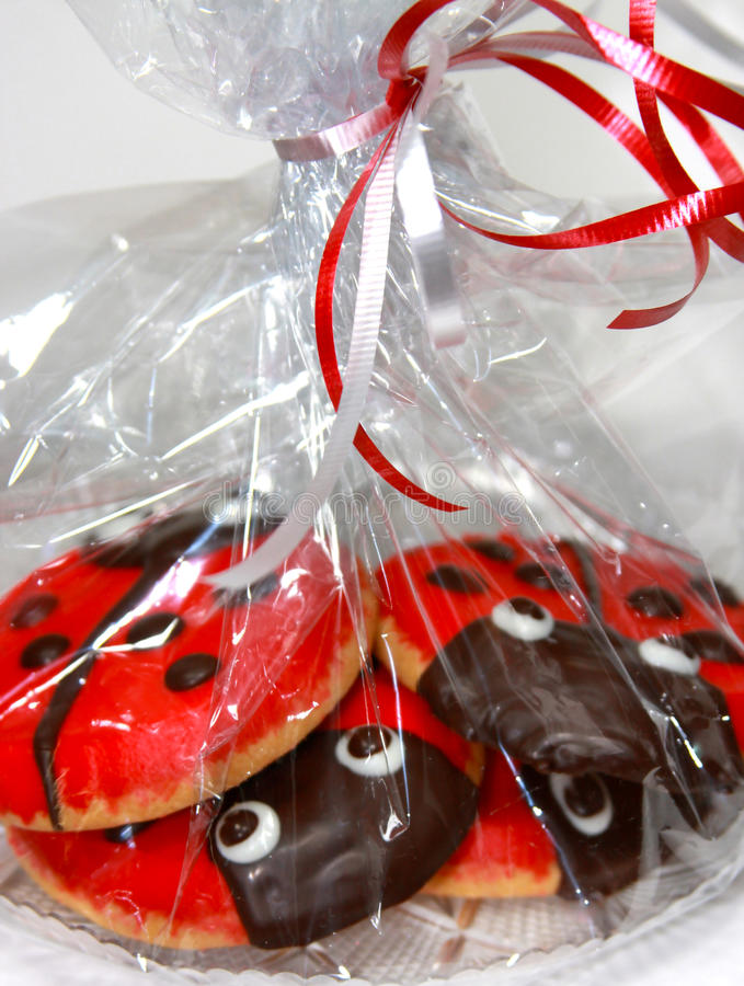Gourmet Cookies royalty free stock photography