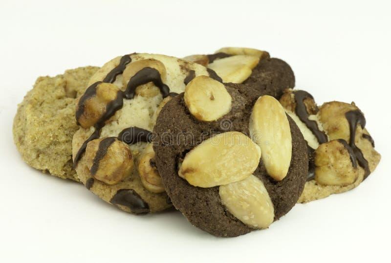 Download Gourmet cookies stock image. Image of snack, indulgence - 17498283