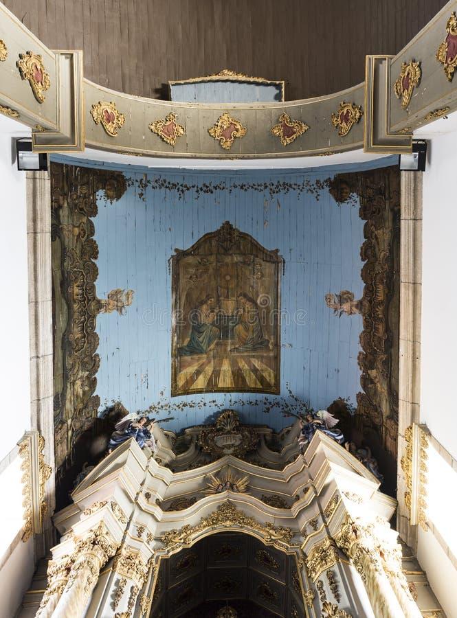 Gouveiakerk van Heilige Peter royalty-vrije stock foto's