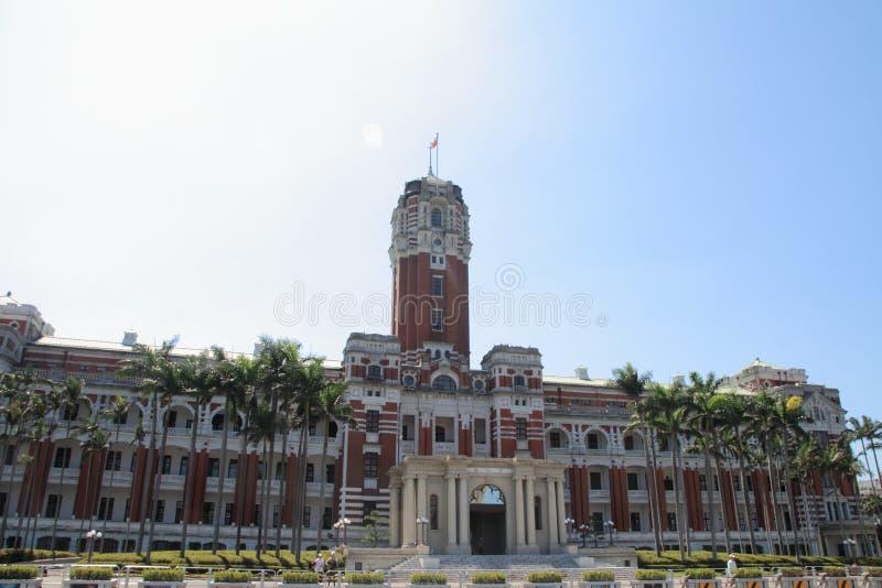 Gouverneur-allgemein in Taipeh lizenzfreie stockbilder