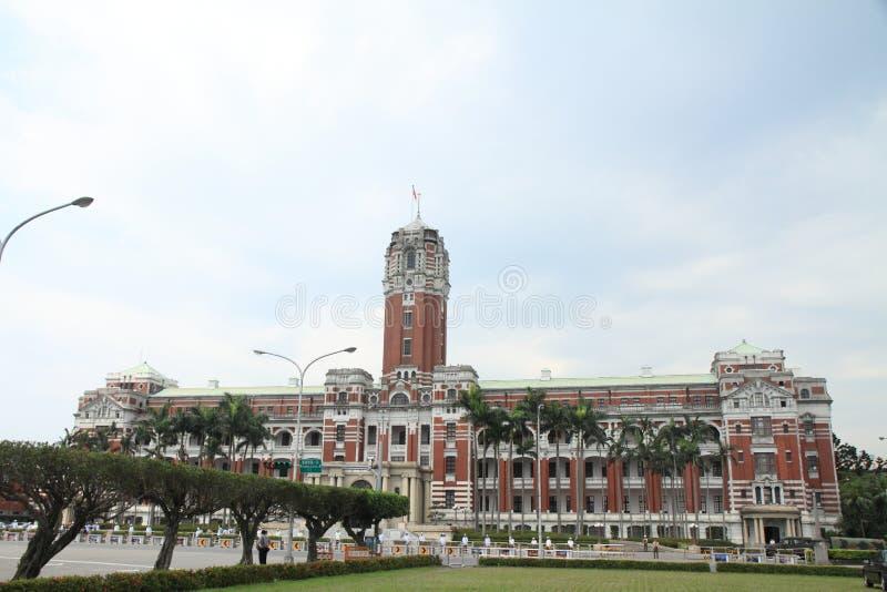Gouverneur-allgemein in Taipeh stockbild