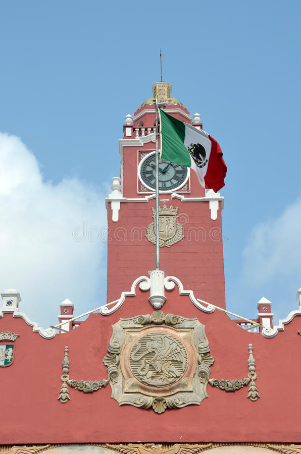 Download Governer's Palace ,Merida. Mexico Editorial Stock Image - Image: 30521889