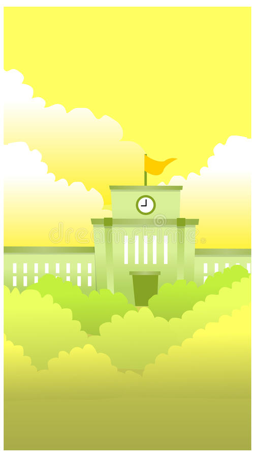 Download Government Building stock vector. Image of architecture - 26455715