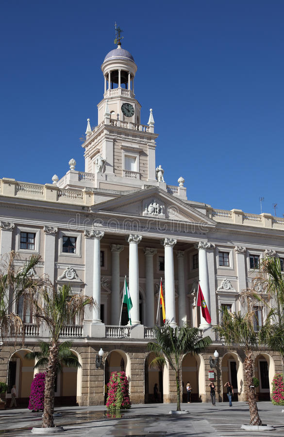 Download Government in Cadiz, Spain editorial photography. Image of government - 25182697