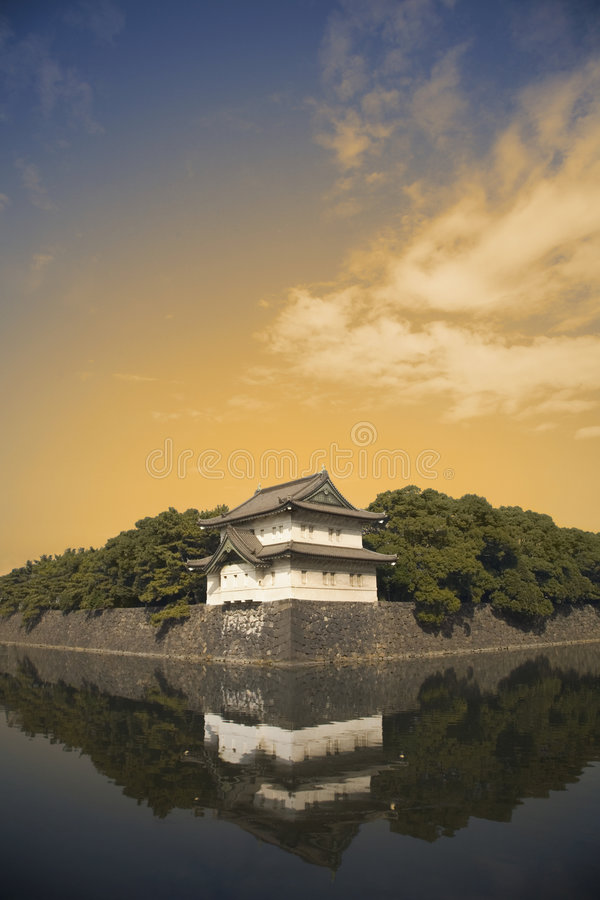 Download Government Castle Near Tokyo, Stock Photo - Image: 3283068
