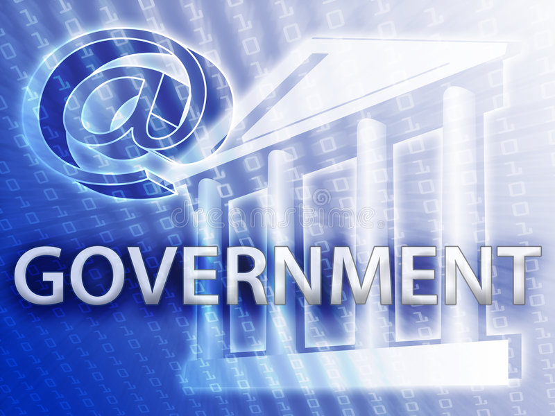 Download Government Illustration stock illustration. Illustration of connected - 6876029