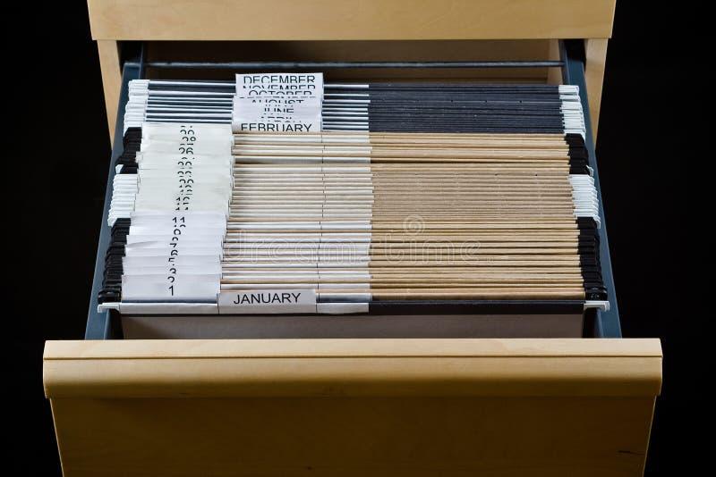 Governo di archivio e 43 cartelle