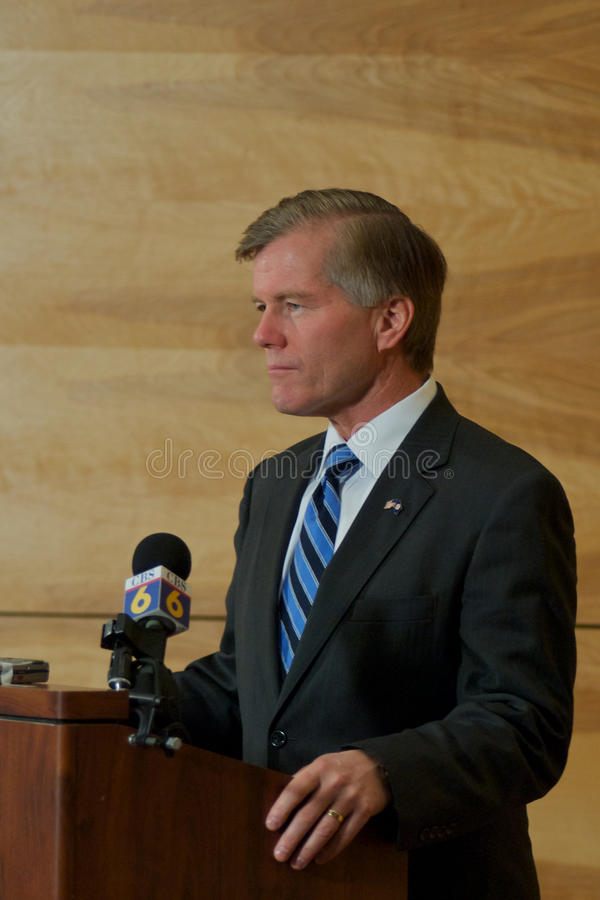 Download Governor Bob McDonnell VA Editorial Photography - Image: 23561707