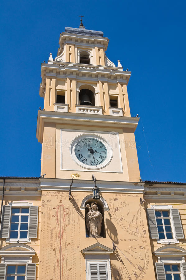 Download Governor Palace. Parma. Emilia-Romagna. Italy. Stock Image - Image: 24617133
