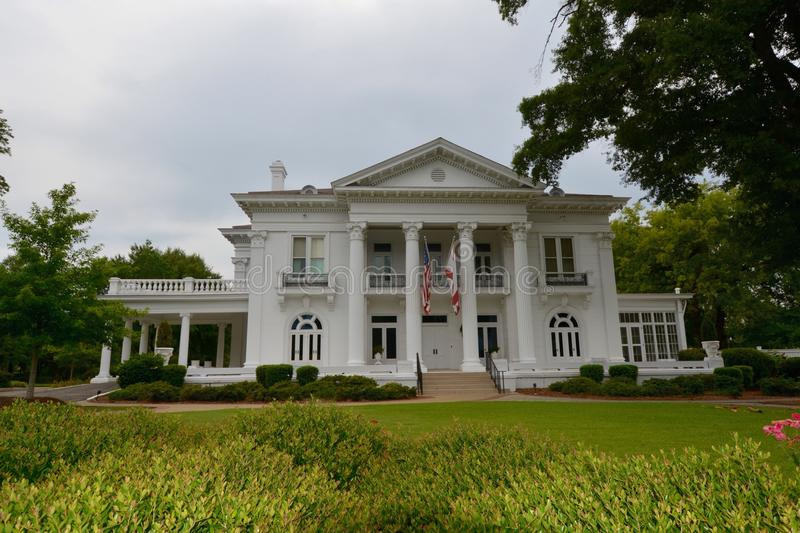 Governor's Mansion royalty free stock photography