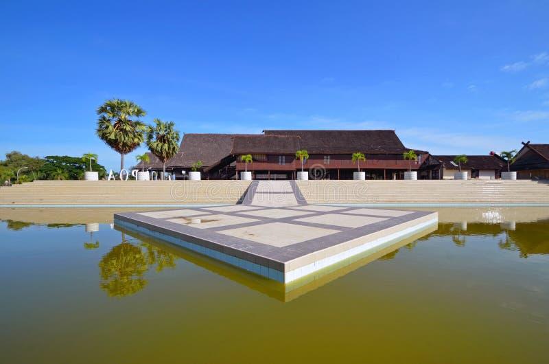 Gowa slottmuseum arkivfoton