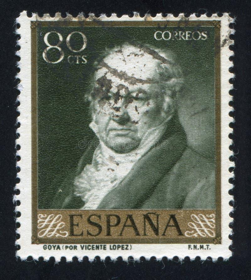 Goya de Vicente Lopez fotografía de archivo