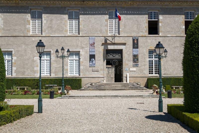 Goya Museum en Castres, Francia imagenes de archivo