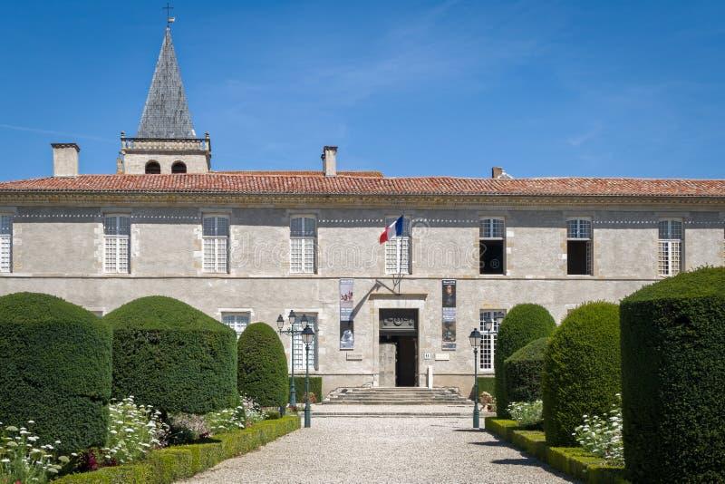 Goya Museum en Castres, Francia fotografía de archivo libre de regalías