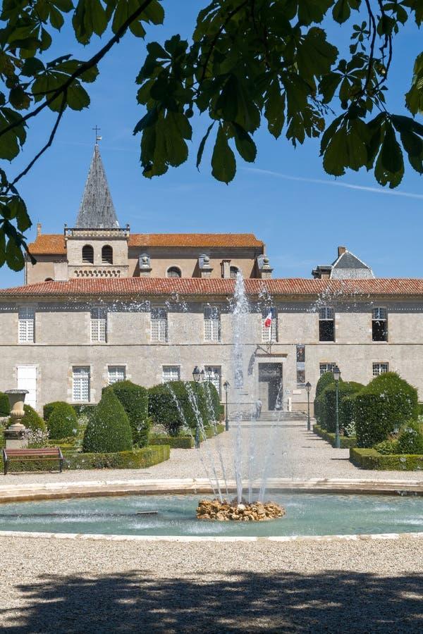 Goya Museum en Castres, Francia imagen de archivo libre de regalías