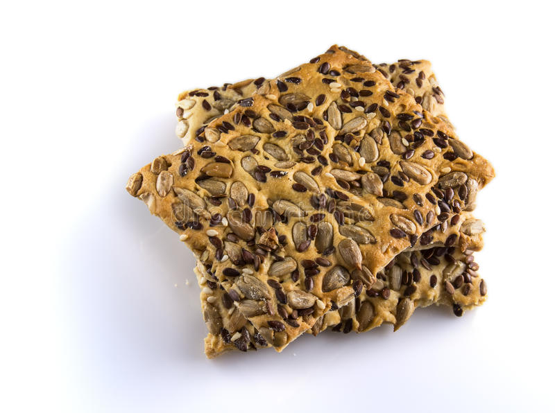 Gozinaqi et biscuits photo libre de droits