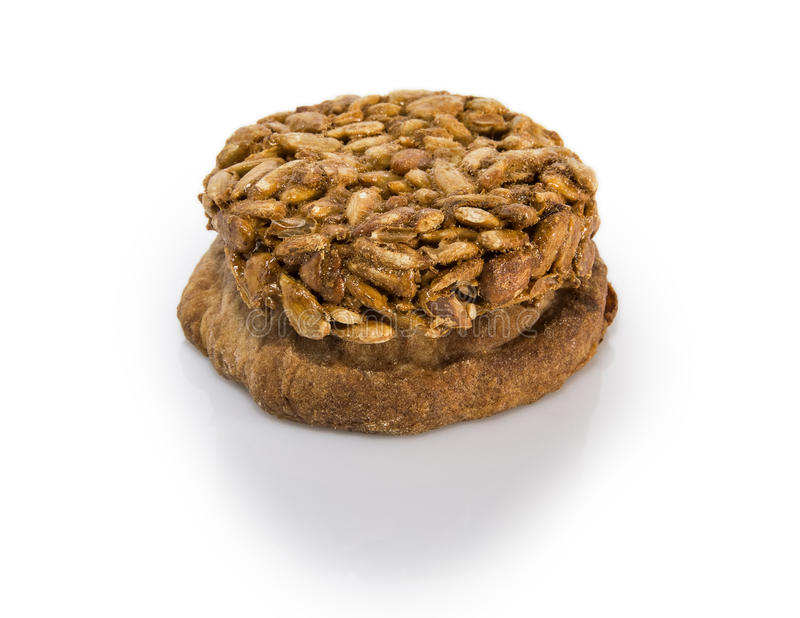 Gozinaqi et biscuits image stock