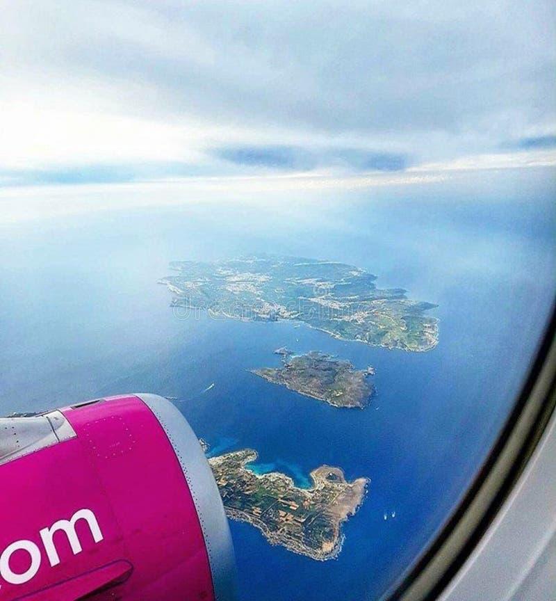 Gozo e Comino fotos de stock royalty free
