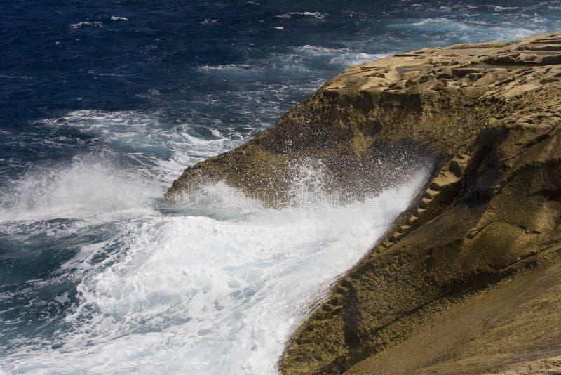 Gozo - Malta stockbilder