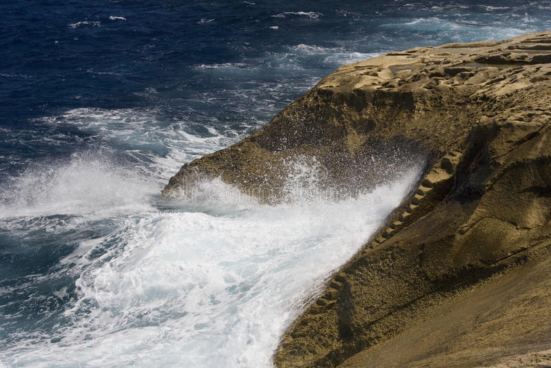 Gozo - Malta imagens de stock