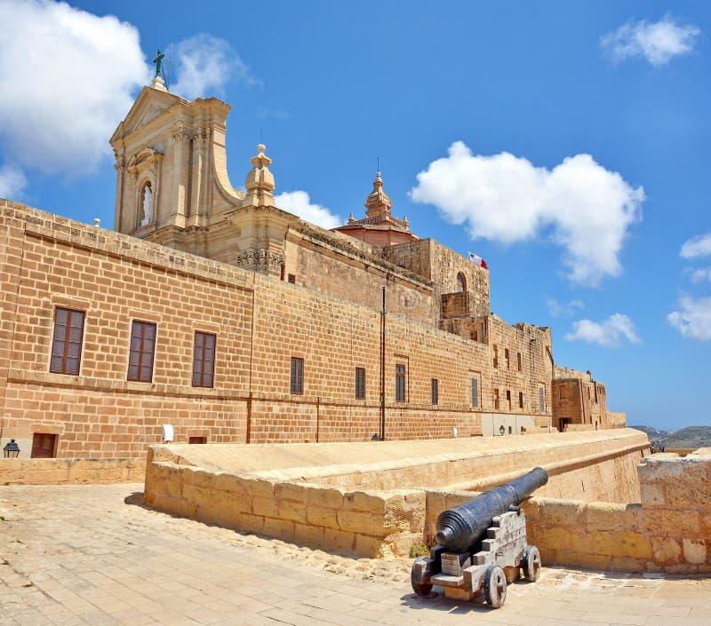 Gozo, Malta lizenzfreies stockfoto