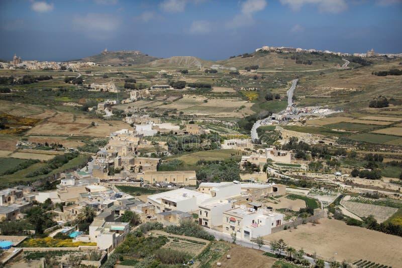 Gozo wyspa, Malta fotografia royalty free