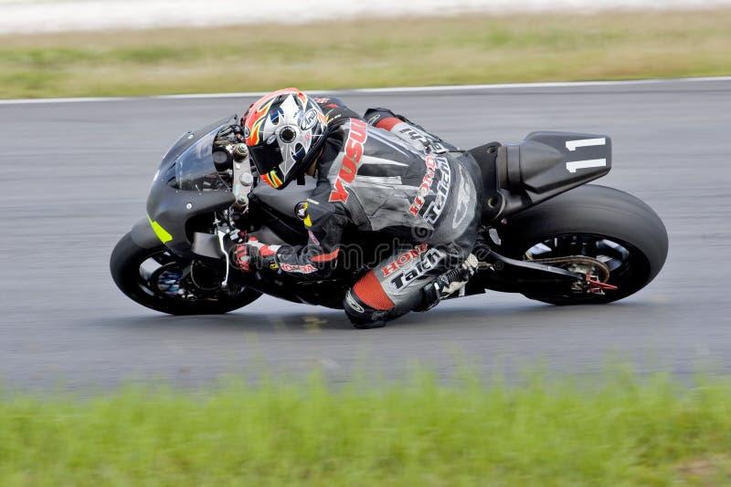 gp moto wyścigów motocykla obraz royalty free