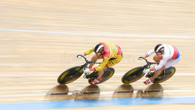 GP Vienna 2012 royalty free stock images