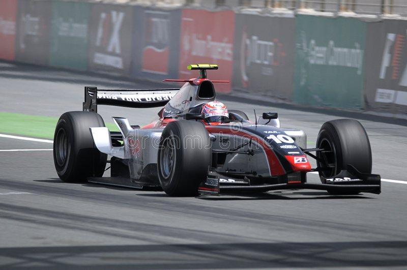 Download GP2 Asia 2008 Round 5 - Dubai Editorial Photography - Image: 7093667