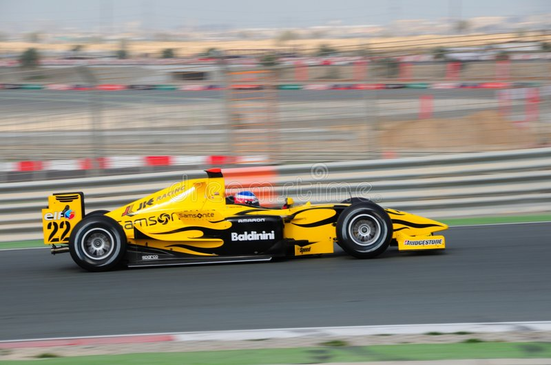 GP2 Asie images stock
