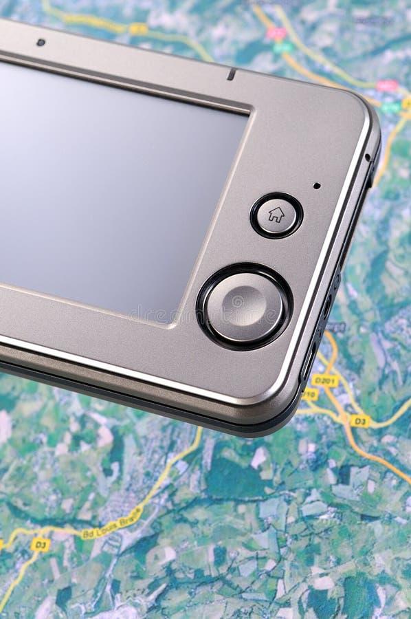 GPS fotografia de stock royalty free