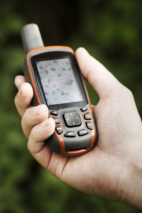 GPS fotos de stock royalty free